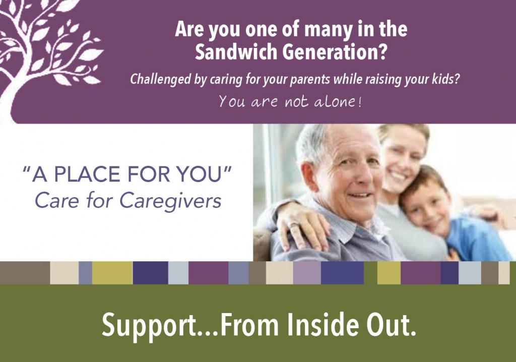 A Place for you group - Sandwich Generation Group